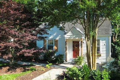 Single Family Home Under Contract - Showing: 819 Horner Ave