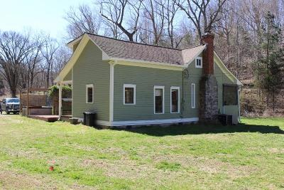 Vanleer Single Family Home Active - Showing: 1010 Little Leatherwood Rd