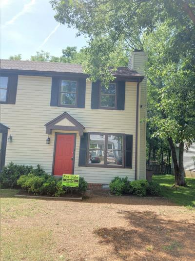 Davidson County Single Family Home Under Contract - Showing: 3203 Oakview Ct