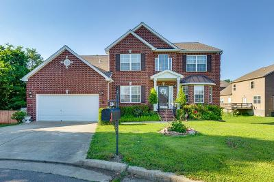 Antioch Single Family Home Under Contract - Showing: 2504 Burnt Pine Ct