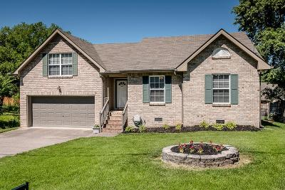 Goodlettsville Single Family Home Under Contract - Showing: 133 Cimmaron Dr
