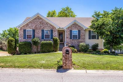 Spring Hill Single Family Home Under Contract - Showing: 2217 Dewey Dr