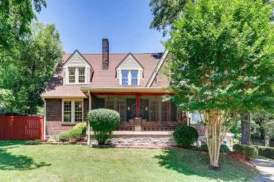 Nashville Multi Family Home Under Contract - Showing: 1000 Kirkwood Ave
