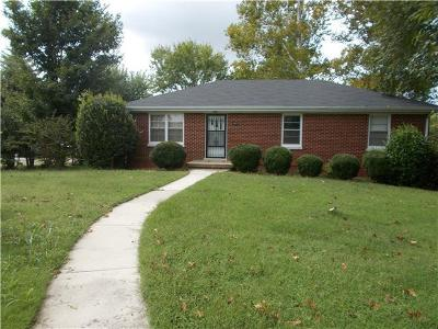 Columbia  Single Family Home Under Contract - Showing: 1417 Perkins Ln