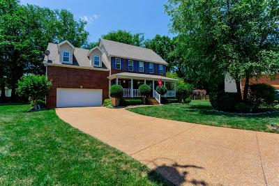Thompsons Station Single Family Home Under Contract - Showing: 2807 Comanche Trl