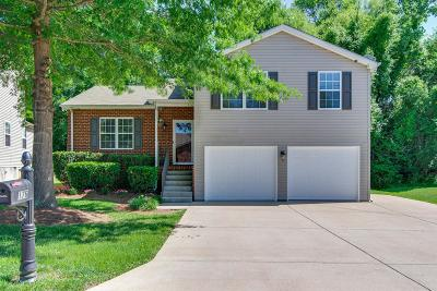 Hendersonville Single Family Home Under Contract - Showing: 176 Bradford Cir