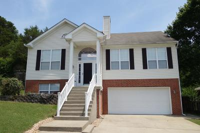 Goodlettsville Single Family Home Under Contract - Showing: 1003 Ridge Trl