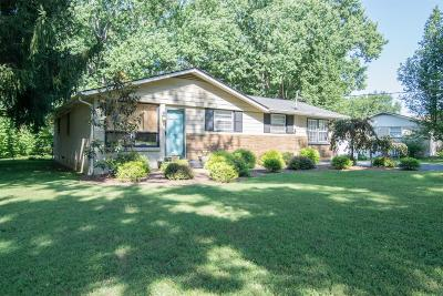Smyrna Single Family Home Under Contract - Showing: 205 Hager Dr