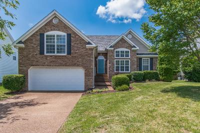 Thompsons Station Single Family Home Under Contract - Showing: 1303 Saybrook Crossing