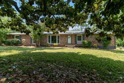 Hendersonville Single Family Home Active - Showing: 460 Walton Ferry Rd