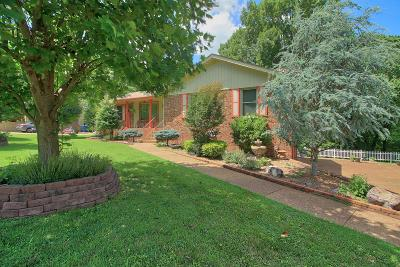 Goodlettsville Single Family Home Active - Showing: 405 Isaac Dr