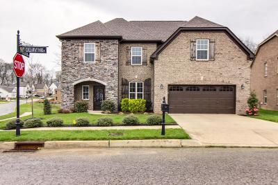 Thompsons Station Single Family Home Under Contract - Showing: 3039 Callaway Park Pl