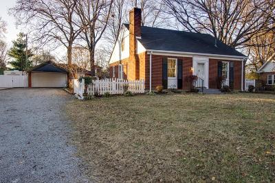 Single Family Home For Sale: 3123 Kinross Ave