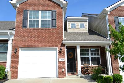 Smyrna TN Condo/Townhouse Under Contract - Not Showing: $210,000