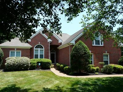 Thompsons Station  Single Family Home For Sale: 2718 Wales Ct