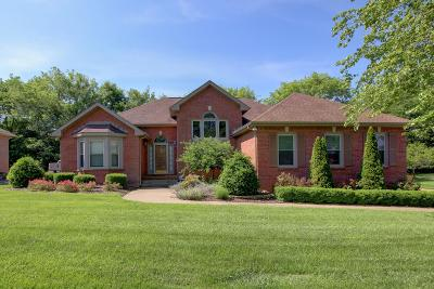 Montgomery County Single Family Home Active - Showing: 2582 Stone Briar Dr
