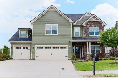 Murfreesboro TN Single Family Home Under Contract - Showing: $385,000