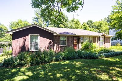 Hermitage Single Family Home Under Contract - Showing