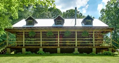 Nunnelly Single Family Home Under Contract - Showing: 4597 Bell Branch Rd