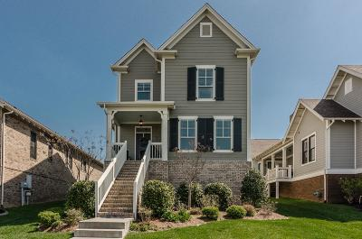 Thompsons Station Single Family Home Active - Showing: 3049 Millerton Way