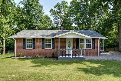 White Bluff Single Family Home Under Contract - Showing: 1022 Jordan Cir