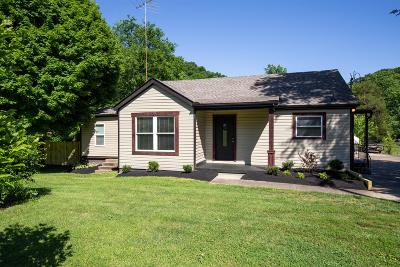 Goodlettsville Single Family Home Active - Showing: 1281 N Louisville Hwy