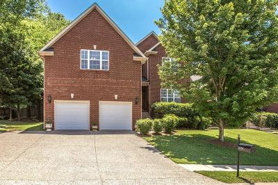 Thompsons Station Single Family Home Under Contract - Showing: 2434 Adelaide Dr