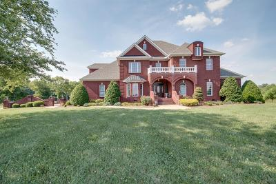 Arrington, Bell Buckle, Christiana, College Grove, Eagleville, Lascassas, Lavergne, Milton, Mount Juliet, Murfreesboro, Nolensville, Readyville, Rockvale, Shelbyville, Smyrna, Unionville Single Family Home Under Contract - Showing: 3846 Shores Rd