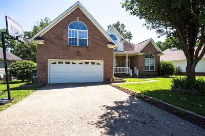 Robertson County Single Family Home Active - Showing: 208 Holly Ln
