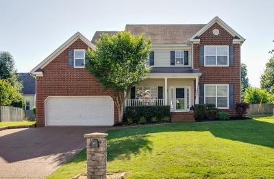 Thompsons Station Single Family Home Under Contract - Showing: 2701 Aston Woods Ln