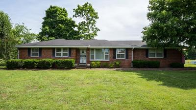Joelton Single Family Home For Sale: 6511 Clarksville Pike
