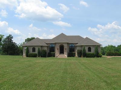 Decherd Single Family Home For Sale: 595 Williams St