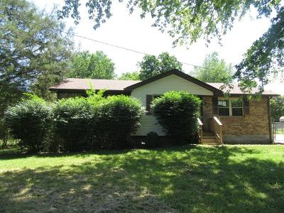 Montgomery County Single Family Home Active - Showing: 1102 Britton Springs Rd