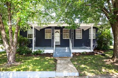 Old Hickory TN Single Family Home Under Contract - Not Showing: $210,000