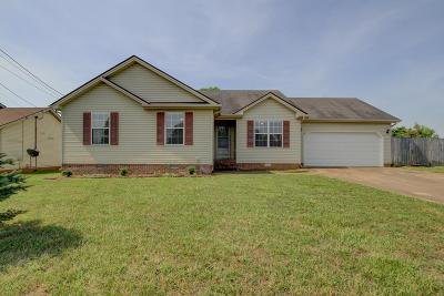 Christian County Single Family Home Under Contract - Showing: 169 Man O War