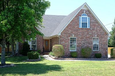 Smyrna Single Family Home Active - Showing: 9003 Merlot Dr