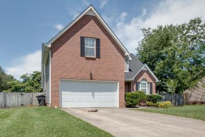 Single Family Home Under Contract - Showing: 1530 Dodd Trl