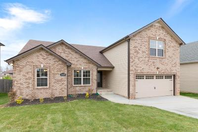 Fields Of Northmeade Single Family Home Under Contract - Showing: 1579 Cobra Lane