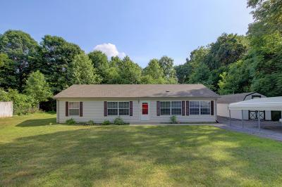 Clarksville Single Family Home Under Contract - Showing: 4038 Ashland City Rd