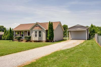 Marshall County Single Family Home Under Contract - Showing: 1482 Sycamore Dr