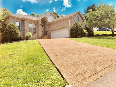 Single Family Home For Sale: 729 Woodland Way