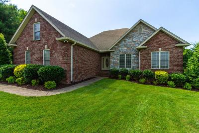 Robertson County Single Family Home Under Contract - Showing: 6019 Ebenezer Rd