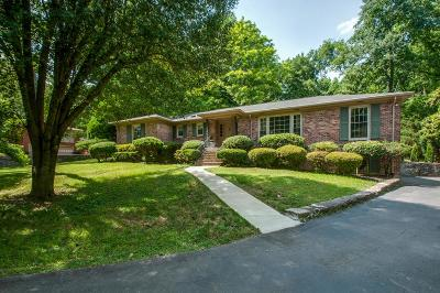 Nashville Single Family Home Active - Showing: 831 Kendall Dr