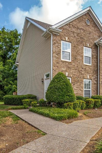 Thompsons Station  Condo/Townhouse Under Contract - Not Showing: 201 Newport Meadows Cir
