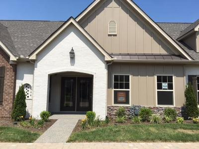 Gallatin Single Family Home Active - Showing: 155 Winslow Court Lot 101