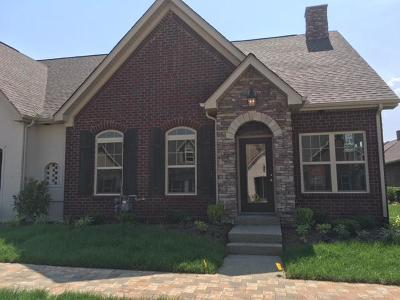 Gallatin Single Family Home Active - Showing: 228 Glennister Court Lot 25