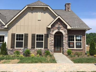 Gallatin Single Family Home Active - Showing: 151 Winslow Court Lot Lot 99