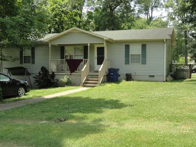 Shelbyville Single Family Home Under Contract - Showing: 219 Wall Street