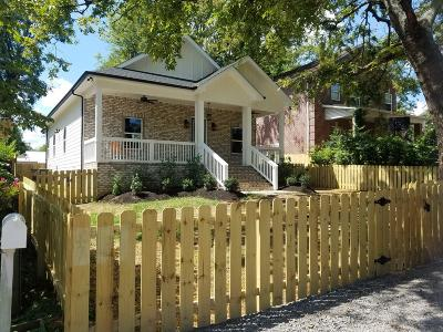 Nashville Single Family Home Under Contract - Not Showing: 213 Oriel Ave