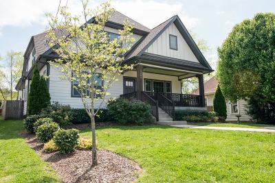 Sylvan Park Single Family Home For Sale: 5209 Nevada Avenue